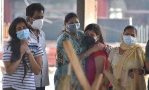 Covid-19: Índia com menos de 200 mil casos pelo segundo dia consecutivo