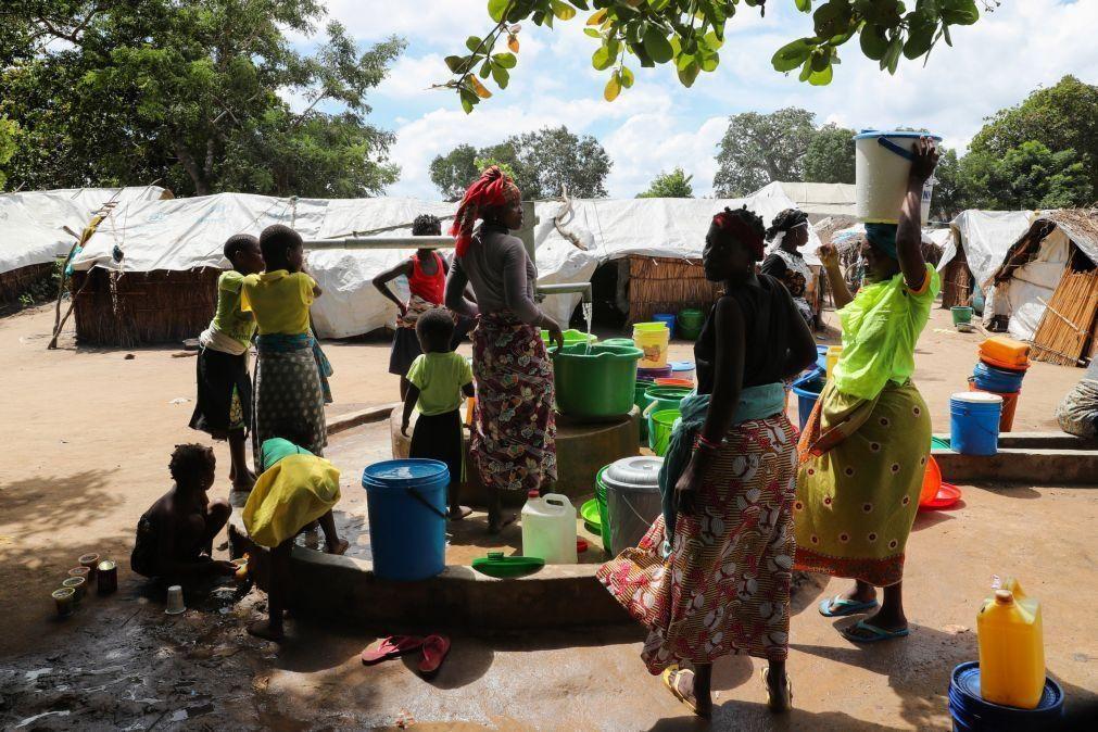 Moçambique/Ataques: Apoio