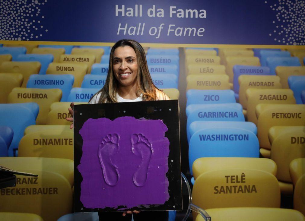 Jogadora Marta inspira filme que quer ser exemplo de superação através do desporto