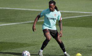 Euro2020: Renato Sanches recusa 'grupo da morte' e diz-se