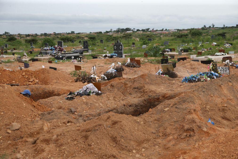 Covid-19: África com mais 34 mortos nas últimas 24 horas