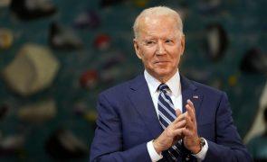 Joe Biden felicita Presidente da República e povo português pelo 10 de Junho