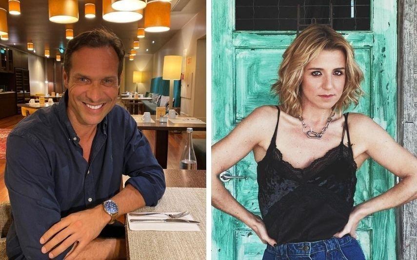 Inês Herédia defende José Carlos Pereira de ataque de hater