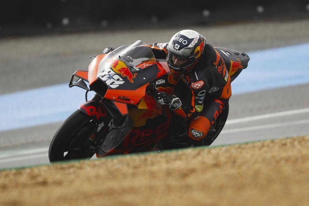 Miguel Oliveira parte do sétimo lugar para o GP de Itália de MotoGP