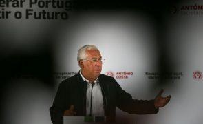 Costa quer alterar leis do trabalho para fazer face à crise pandémica