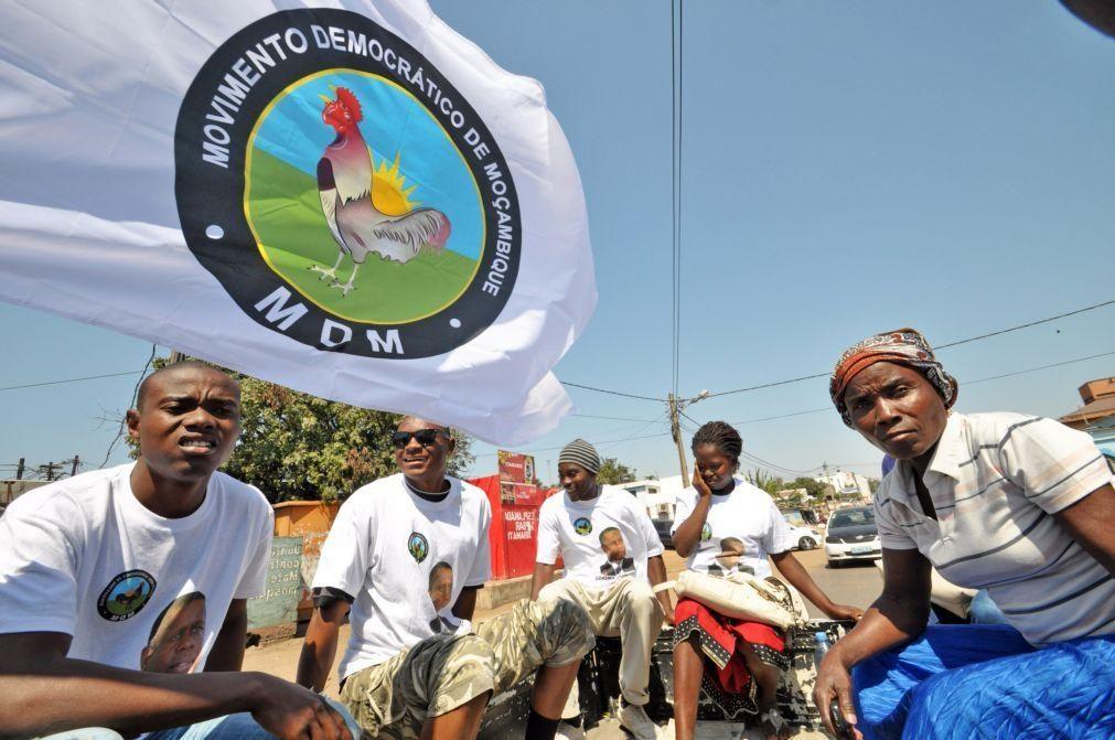 Terceiro partido parlamentar sugere diálogo para travar conflito no centro de Moçambique