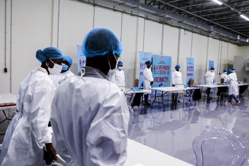 Covid-19: Angola regista 236 novas infeções e oito mortes nas últimas 24 horas