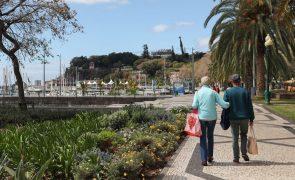 Covid-19: Madeira regista 12 novos casos nas últimas 24 horas