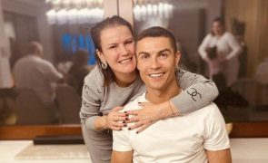 Elma defende marquise de Ronaldo: