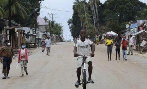 Cabo Delgado recebe doação de mais de uma centena de equipamentos desportivos