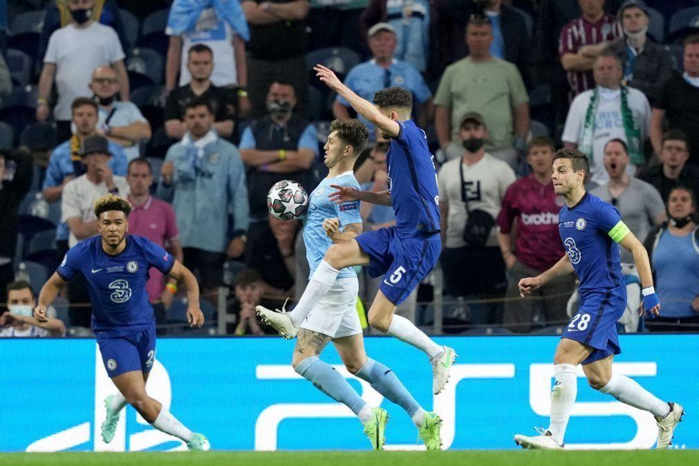 Chelsea vence Manchester City e sagra-se campeão europeu [resumo alargado]