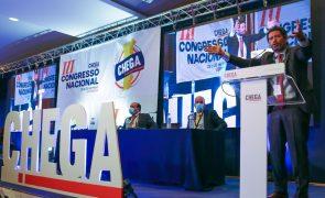 Congresso do Chega: Ventura escolhe duas mulheres para vice-presidentes
