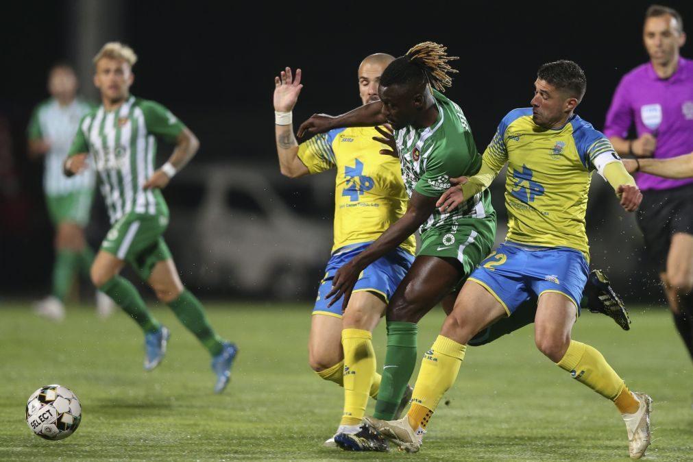 Rio Ave com missão difícil frente ao Arouca na luta pela última vaga na I Liga