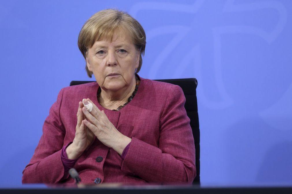 Sucessor de Merkel terá o