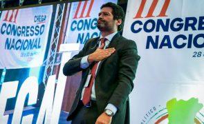 Chega/Congresso: André Ventura espera