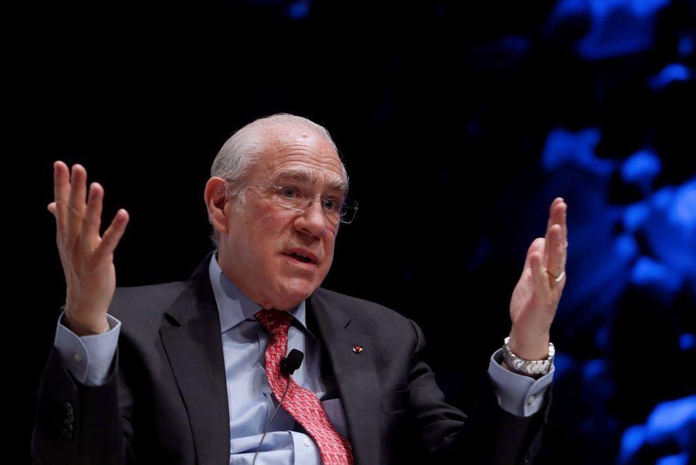 Secretário-geral da OCDE sai do cargo após três mandatos