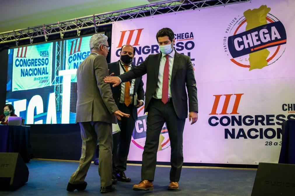 Chega/Congresso: PSD cancela presença na sessão de encerramento