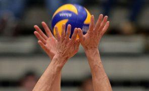 Portugal vence República Checa na Golden League europeia de voleibol