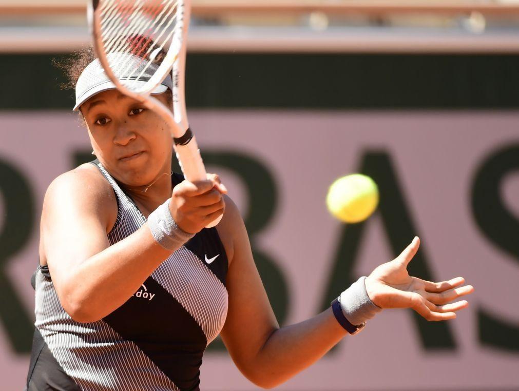 Roland Garros: Tenista Naomi Osaka é multada e arrisca exclusão do torneio
