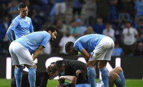 Antonio Rudiger pede desculpa a Kevin de Bruyne pela lesão do belga