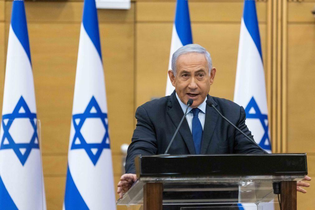 Governo de unidade sob liderança de Lapid será