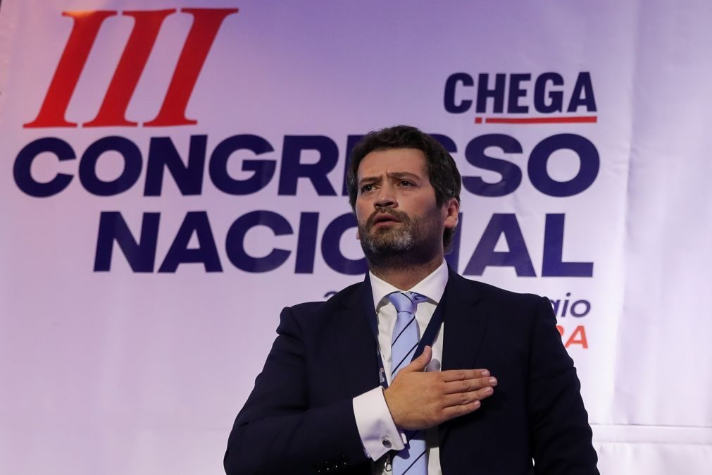 Chega/Congresso: Ventura pede unidade interna para chegar ao Governo