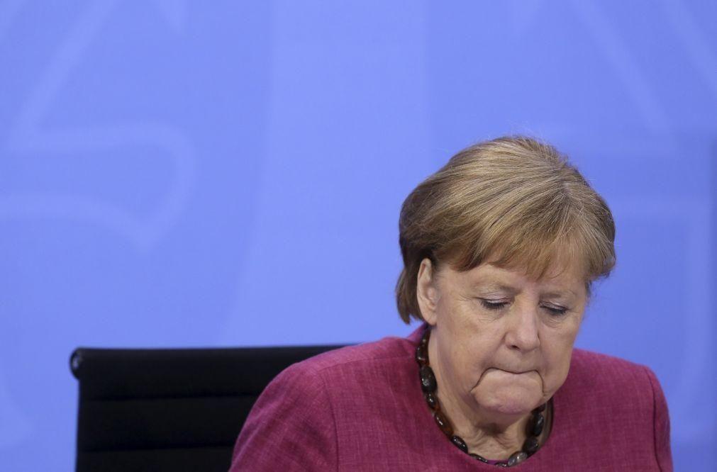 Revelações sobre atos de espionagem dos EUA a Merkel comprometem a Dinamarca