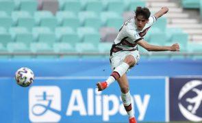 Euro sub-21: Portugal defronta Itália em busca do acesso às meias-finais