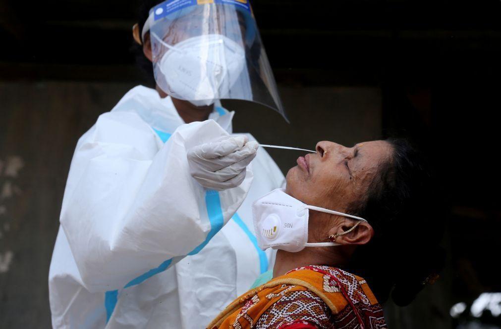 Índia ultrapassa os 28 milhões de casos de infecção pelo novo coronavírus