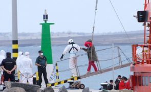 Intercetadas duas embarcações com 22 migrantes a sul de Maiorca