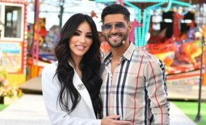Gonçalo Quinaz e Jéssica Nogueira acabam (outra vez) o namoro e trocam graves acusações