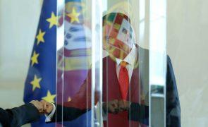 Marcelo convida homólogo esloveno a visitar Portugal