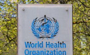 Covid-19: Países membros da OMS acordam reforço da agência, mas sem pormenores