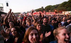 Covid-19: Festival Super Bock Super Rock adiado para julho de 2022
