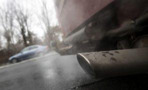 Emissões de gases com efeito de estufa na UE caíram quase 4% em 2019