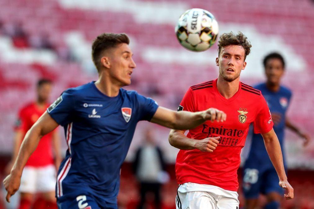 Defesa Joel Pereira reforça polacos do Lech Poznan com contrato até 2025