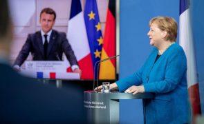 Macron e Merkel pedem explicações à Dinamarca e EUA sobre espionagem a aliados