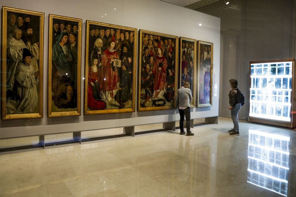 Museu de Arte Antiga encerra salas a partir de terça por falta de vigilantes