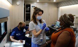 Covid-19: EUA com 135 mortos e 5.725 casos nas últimas 24 horas