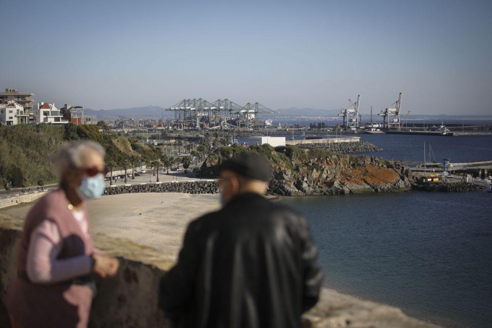 UE/Presidência: Portugal inaugura hoje cabo submarino que liga Sines ao Brasil