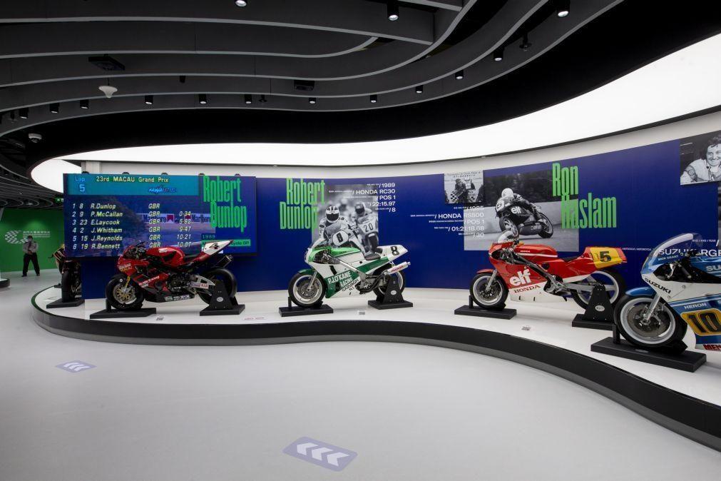 Inaugurado Museu do Grande Prémio de Macau com menos entradas devido à covid-19
