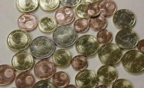 Eurostat estima taxa de inflação nos 2,0% na zona euro em maio