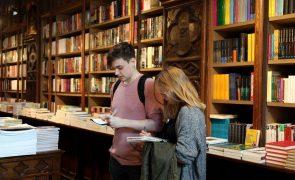 Livraria Lello e Revista Time fazem projeto de homenagem aos prémios Nobel da Literatura