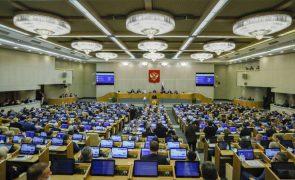 Parlamento russo aprova lei que obriga gigantes tecnológicos a abrir filiais na Rússia