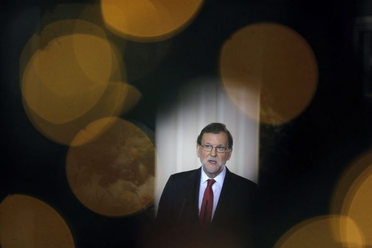 Óbito/Soares: Rajoy considera que morreu grande europeista e figura decisiva