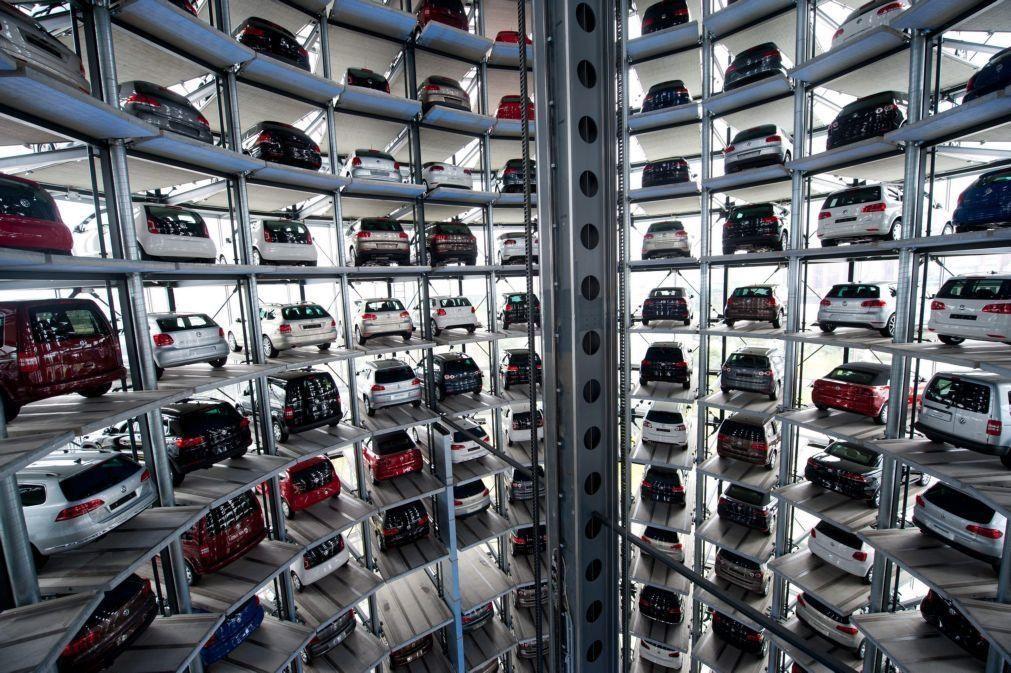 Mercado automóvel com subida de 19,8% até maio com 77.090 veículos