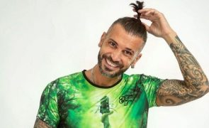 Bruno Savate cumpre promessa e faz mudança de visual