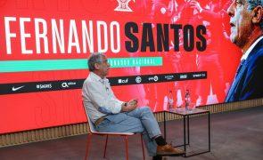 Euro2020: Portugal entre os favoritos, mas existe uma regra de ouro - Fernando Santos
