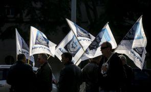Polícias protestam hoje junto ao MAI contra