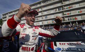 Tiago Monteiro vai lutar pelo título no campeonato WTCR